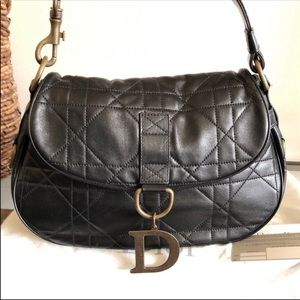 Gorgeous Authentic DIOR Lambskin Cannage Bag